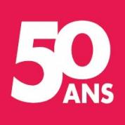 50ans IUT logo carré carré